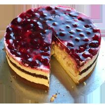 Windbeutel-Mascarpone-Kuchen